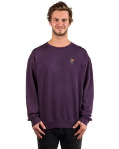 Fucktus Crew Sweater p. haze