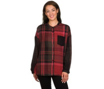 Frappuccino Shirt LS frappuccino plaid c