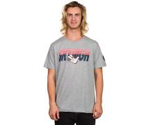 Sky High T-Shirt grau