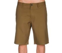 Rowdy Shorts dark khaki