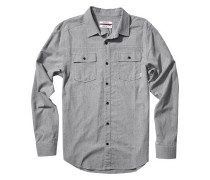 Point Shirt LS gray