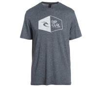 3D Icon T-Shirt grau