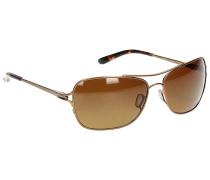 Oakley Conquest Satin Rose Gold/Tortoise Sonnenbrille