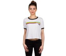 Vibes 78 Crop T-Shirt white