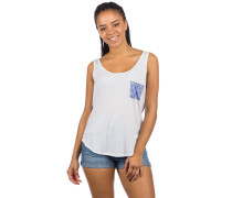 Summer Sway Tank Top white
