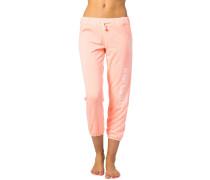 Sun And Surf Palm Jogginghose pink