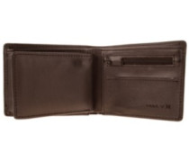One & Only Leather Wallet black
