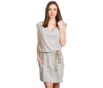 Tag Dots Dress light grey melange