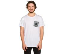 Street Ops Camo Pocket T-Shirt weiß