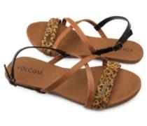 Journey Sandals Women cheetah