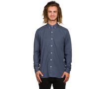 Shaw Hemd blau