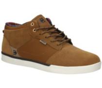 Jefferson Mid Smu Sneakers brown