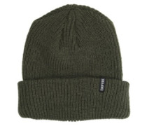 Carter Fold Beanie olive
