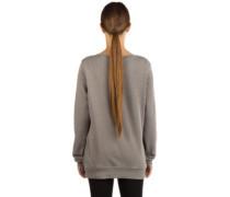 Growled Po Crew Sweater shadow