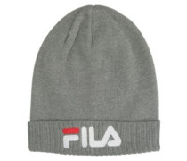 Slouch Beanie light grey melange
