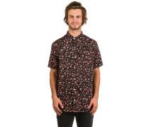 Landon Flannel Hemd schwarz