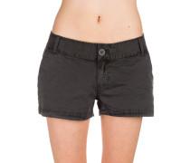 Stemsi Shorts schwarz
