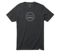 Waves III T-Shirt black