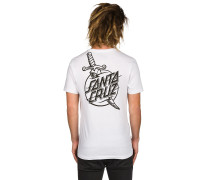 Dagger T-Shirt weiß