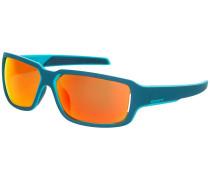 Obsess ACS Blue Matt Sonnenbrille blau