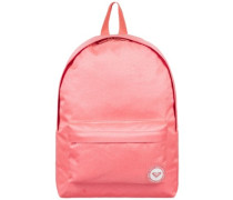 Sugar Baby Solid Backpack spiced coral