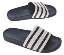 Adilette Sandals adi blue