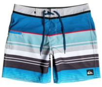 Everyday Stripe Vee 17 Boardshorts wet weather