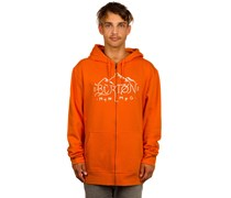 MTN MFG Kapuzenjacke orange