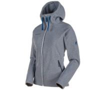 Yampa Advanced Ml Hooded Fleece Jacket ultramarine