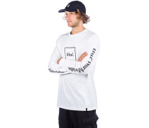 Domestic Long Sleeve T-Shirt white