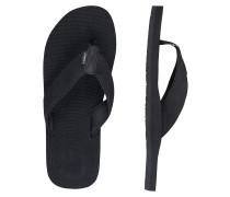 Koosh Sandals black out