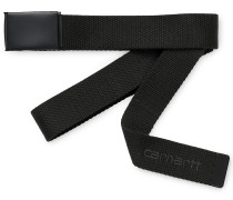 Script Belt Tonal Belt