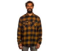 Sacramento Shirt LS brown duck