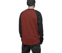 Mutiny Thermal Sweater oxblood