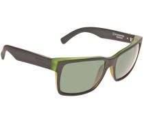 Elmore Vibration Black Satin Sonnenbrille