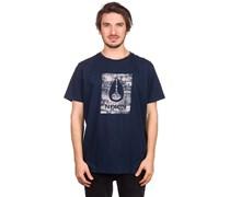 Deck T-Shirt blau