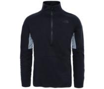 Slacker 1/2 Zip Fleece Pullover tnf black