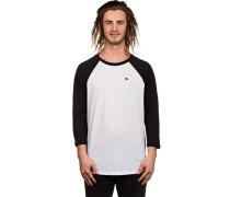 Stimulous Raglan T-Shirt schwarz