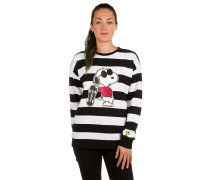 Peanuts Joe Cool Crew Sweater muster