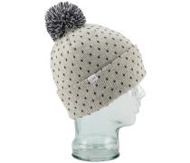 The Dottie Beanie weiß