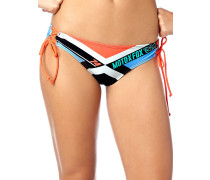Divizion Lace Up Side Tie Bikini Bottom