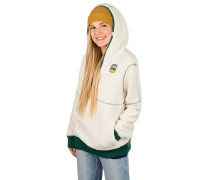 Del Campo Fleece Hoodie june bug