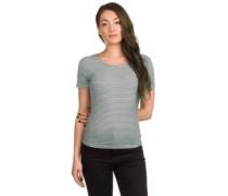 Karhildur Blouse T-Shirt stripe