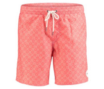 Bondi Boardshorts red aop