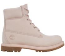 "6"" Premium Boot Shoes Women cameo rose waterbuck mono"