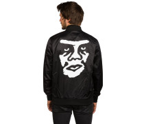 Obey Creeper Graphic Jacke
