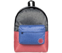 Sugar Baby Colorblock Backpack spiced coral