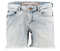 Endless Denim Shorts light washed denim