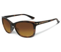 Drop In Tortoise brown gradient polarized