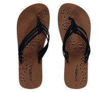 Ditsy Sandals Women black out